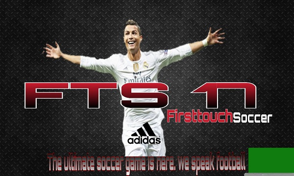 First Touch Soccer 2017 – FTS 17 APK Obb Data Mod Android Game Download