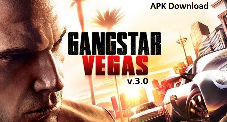Gangstar Vegas Android APK MOD DATA VIP Unlimited Money Download