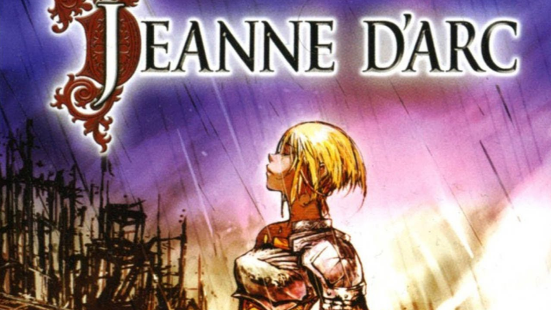 Jeanne d'Arc USA PSP PPSSPP ISO Android Download