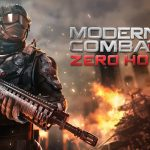 Modern Combat 4 Zero Hour Android APK MOD Data Game Download