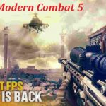 Modern Combat 5 Blackout v1.7.0I Mod APK DATA MC5 Download