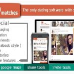 Peepmatches – Advanced PHP dating and social script Download