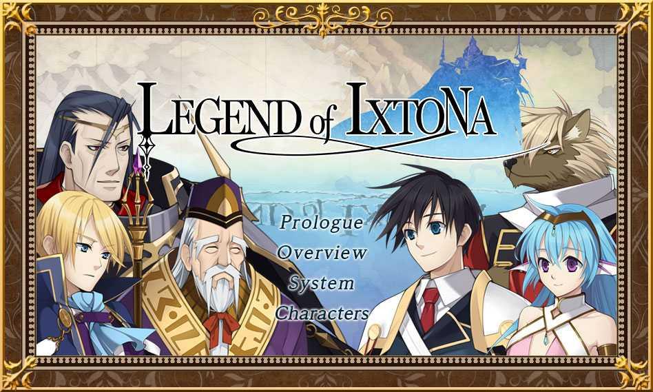 SRPG Legend of Ixtona Android APK English Offline Download