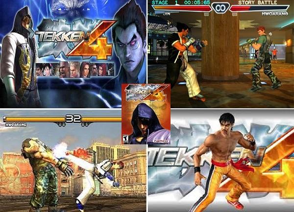 Download Tekken 4 Fighting pc Game