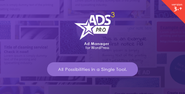 Ads Pro – Multi Purpose WordPress Plugin Ad Manager Download