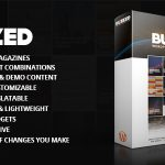 Buzzed Magazine Theme Blog Magazine Script Download