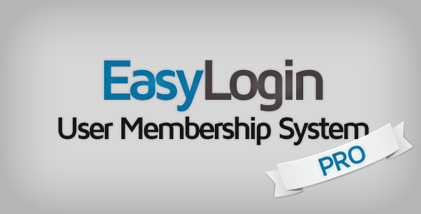 easylogin-pro-user-membership-system