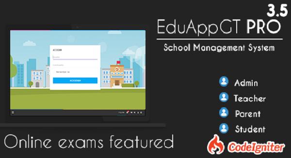 EduAppGT Pro – School System Script Download