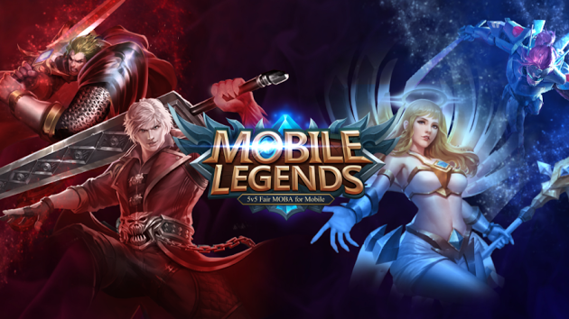 Mobile Legends Bang bang MOD APK Android Game Download