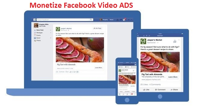 Content Creators Will Be Able To Monetize Videos On Facebook