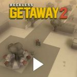 Reckless Getaway 2 MOD APK Unlocked Cars and Golds Download
