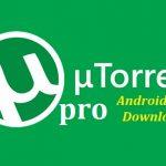 uTorrent Pro Apk Android Download
