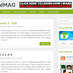 AndroidMag Blogger Template Download