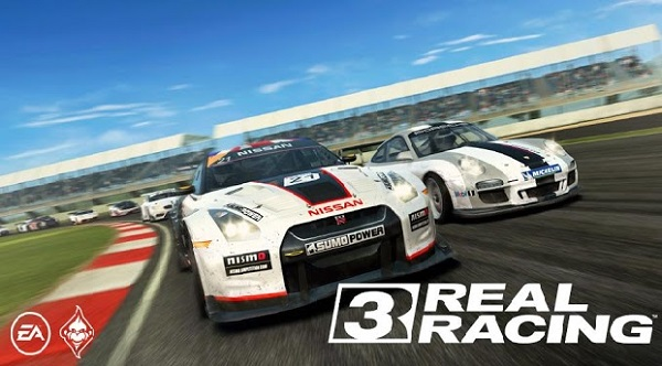 Download Real Racing 3 APK Android Mod Game