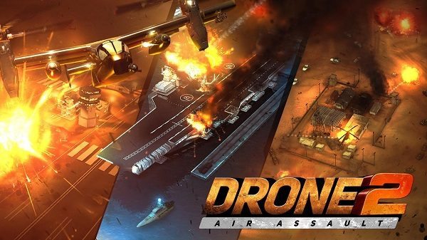 Drone-2-Air-Assault-Mod-Apk-Android-Game-Cash-Gold-Gems-Download