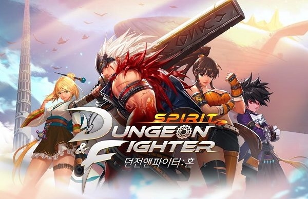 Dungeon-and-Fighter-Spirit-APK-Game-Download