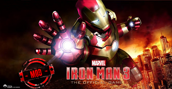 Iron Man 3 – The Official Game APK Game Download