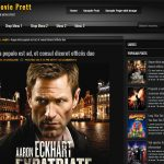 Johny Movie Prett Blogger Template Download