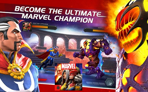 MARVEL Contest of Champions APK OBB Date Game Download