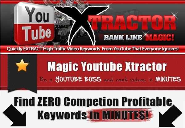 Magic YouTube Xtractor – YouTube SEO Tool