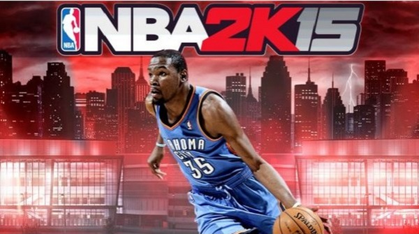 NBA 2K15 APK Android Game Download