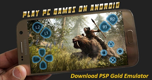 How to Play Games on PPSSPP/PSP Android Mobiles and Tablets