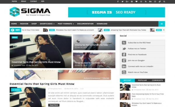 Sigma-SEO-Blogger-Template-Download