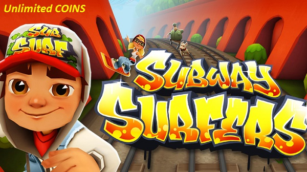 Subway Surfers APK Android Cheats Game Unlimited Coins Download