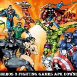 Superheros 3 Fighting Games APK Download