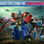TRANSFORMERS Forged to Fight APK Game Download