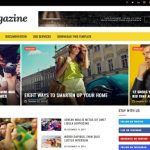 TopMagazine SEO Blogger Template Download