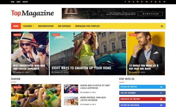 TopMagazine-SEO-Blogger-Template-Download