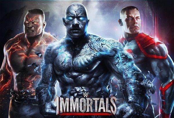 Download WWE Immortals APK Game