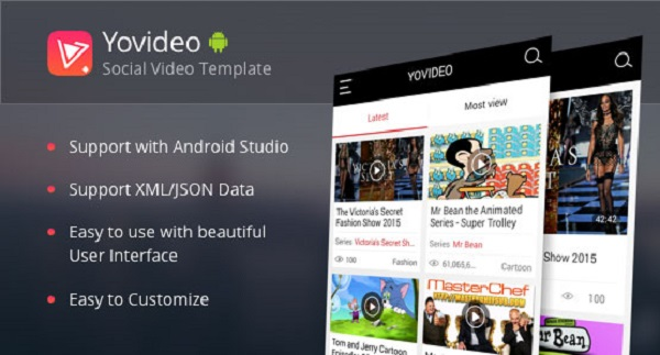 YoVideo – Social Network of Video android APK Download