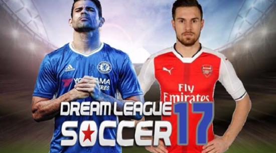 Download Dream League Soccer 2017 Mod Apk Data Game