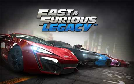 Download Fast and Furious Legacy Apk Data for android game