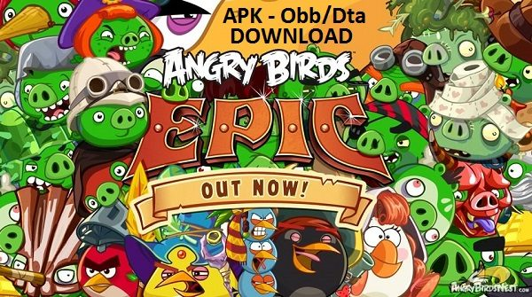 Angry-Birds-Epic-Mod-Apk-Game-Lots-of-Money-Download