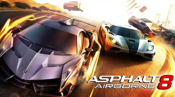 Asphalt 8 Airborne iPhone iOS Game Download