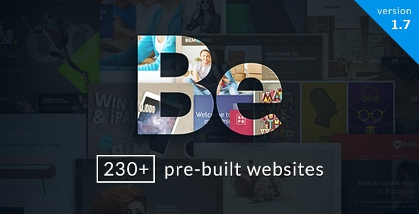 BeTheme – Responsive Multi-Purpose WordPress Theme Download