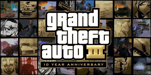 Grand Theft Auto III Android Game GTA 3 for Apk Data Download