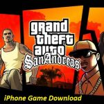 Grand Theft Auto: San Andreas IPA iPhone Game Download