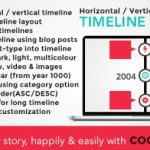 Nulled Cool Timeline Pro – WordPress Timeline Plugin Download