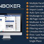 Nulled FB Inboxer – Master Facebook Messenger Marketing Software Download
