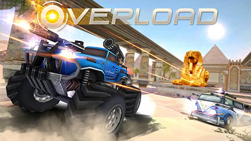Overload-3D-Moba-Car-Shooting-APK-Game-Download