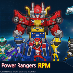 Power Rangers Dash Mod Apk Unlimited Power Download