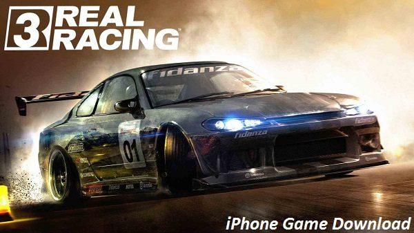 Real Racing 3 v4.0.3 Mega Mod Apk Unlocked All (Unlimited Money + Gold)