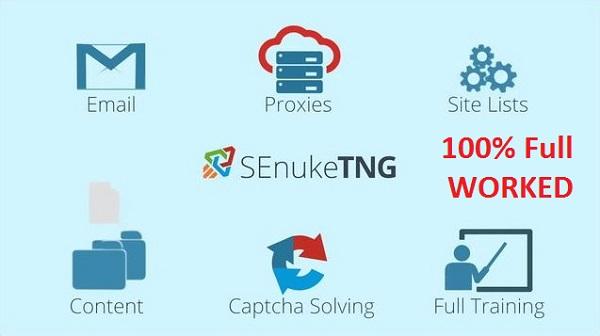 SEnuke TNG Pro Version Download – Get SEO Rank 1 In Google