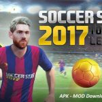 Soccer Star 2017 Mod Apk Unlimited Mone Download