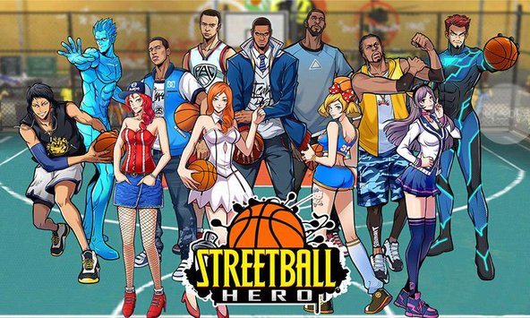 Streetball-Hero-Android-APK-Game-Download
