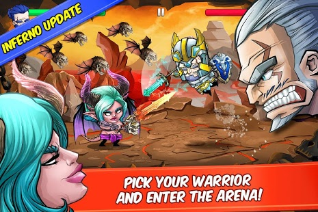 Tiny-Gladiators-MOD-APK-Mod-Money-Unlocked-Download